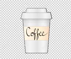 Paper Coffee Cup On Transparent Background Collection Mockup Vector Illustration Template Stock