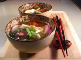 la cuisine japonaise soupe ozoni recettes de cuisine japonaise