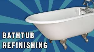 Bathtub Reglazing Pros And Cons by Bathtub Refinishing Manchester Nh Miracle Method Youtube