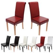 furniture leder schwarz creme weiß rot braun grau 2x