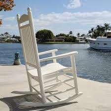 Polywood Rocking Chairs Amazon by Polywood Jefferson Rocking Chair Home Design Ideas And Pictures