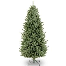 7ft Slim Artificial Christmas Tree by Buy The 7 Ft Unlit Natural Fraser Fir Slim Artificial Christmas