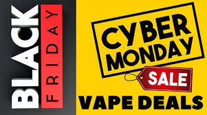 Black Friday And Cyber Monday Black Friday And Cyber Monday Vape Deals Buying Guide Ecigclick