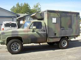 SOLD: '84 Chevy CUCV M1010 4x4 Ambulance For Sale - Expedition ... Filecucv Type C M10 Ambulancejpg Wikimedia Commons Five Reasons You Should Buy A Cheap Used Pickup 1985 Military Cucv Truck K30 Tactical 1 14 Ton 4x4 Cucv Hashtag On Twitter M1031 Contact 1986 Chevrolet 24500 Miles For Sale Starting A New Bovwork Truck Project M1028 Page Eclipse M1008 For Spin Tires Gmc Build Operation Tortoise Pirate4x4com K5 Blazer M1009 M35a2 M35 Must See S250g Shelter Combo Emcomm Ham Radio