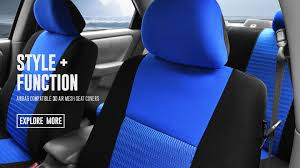 Auto Seat Covers, Floor Mats And Accessories - FH Group®