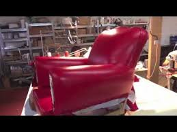 recouvrir un fauteuil club fauteuil club design