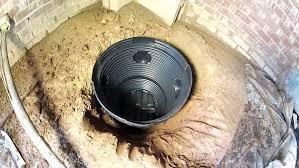 crawl space encapsulation problems drain how to install