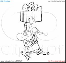 Astounding Running Christmas Elves Coloring Pages With Elf On The Shelf Page And