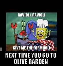 I m tempted but olive garden sucks Meme by ravens25 Memedroid