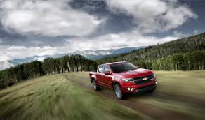 PHOTOS: Chevy Unveils 2015 Colorado Pickup, Available Fall 2014