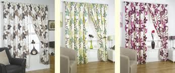 rideaux prets a poser rideaux prêts à poser fleuris doublés variété de couleurs