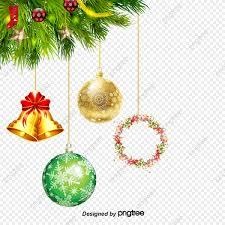 Vector Christmas Decoration Balls Christmas Vector Decoration