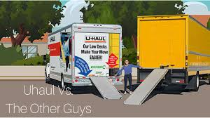 U-haul Vs. Penske Vs. Budget - YouTube U Haul Truck Stock Photos Images Alamy Moving Tips What You Need To Know West Coast Selfstorage American Enterprise Institute Economist Mark Perry Says Skyhigh Uhaul Rental Reviews 26ft Why The May Be The Most Fun Car Drive Thrillist Total Weight Can In A Insider Parts Pickup Queen Mattress Trucks Friday January 25 2013 Neilson House 26 F650 Overhead Clearance Youtube Food Mobile Kitchen For Sale California