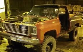 Franken Chevy Part 1: 1976 Chevy 4x4 K10 Square Body Restoration ... 1995 Chevy Truck Exhaust Systems Diagram Trusted Wiring 1984 Chevrolet Silverado Body Parts1994 Steering Box Caprice Dash Parts2002 Ford F150 4x4 Truck Pics Interior Colors Design 3d Accsories Catalog Elegant Classic Parts For Sale Chevrolet Scottsdale Pickup C20 Youtube Badwidit Silverado 1500 Regular Cab Specs Photos C10 Steering Column Product Diagrams Hemmings Find Of The Day 1959 Impala Daily Bushwacker Blue Velvet Street Trucks