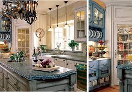 Blue Kitchen Ideas Budget