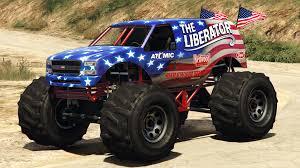 100 Gta 4 Monster Truck Cheat Liberator GTA Wiki Fandom
