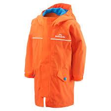 cloudburst kids waterproof jacket v3 marine
