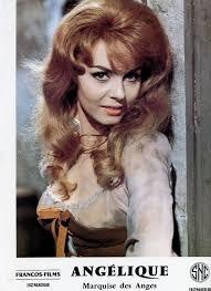 michele mercier angelique marquise des anges 1964 photo d