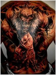 Wolf Tattoo Designs 4