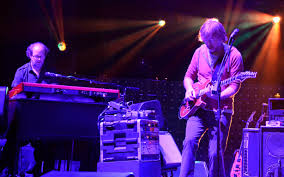 Bathtub Gin Phish Meaning by Phish Doesn U0027t Hold Back At Spac Concert The Daily Gazette
