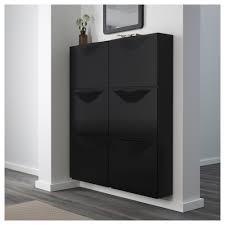 Ikea Bathroom Wall Cabinets Uk by Trones Shoe Cabinet Storage Black 51x39 Cm Ikea