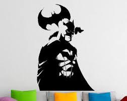 superhero wall decals custom vinyl decals
