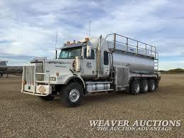 100 Lazer Truck Lines 2013 WESTERN STAR 4900SB TRIDRIVE TANK TRUCK