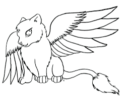 Printable Kitten Coloring Pages Cute Free To Print