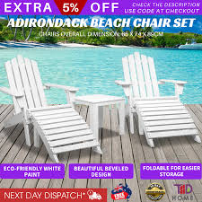 Details About Gardeon Wooden Beach Chair Adirondack Outdoor Furniture  Foldable Garden Lounge Panton Chair Promotion Set Of 4 Buy Sumo Top Products Online At Best Price Lazadacomph Cost U Lessoffice Fniture Malafniture Supplier Sports Folding With Fold Out Side Tabwhosale China Ami Dolphins Folding Chair Blogchaplincom Quest All Terrain Advantage Slatted Wood Wedding Antique Black Wfcslatab Adirondack Accent W Natural Finish Brown Direct Print Promo On Twitter We Were Pleased To Help With Carrying Bag Eames Kids Plastic Wooden Leg Eiffel Child