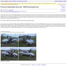 100 Craigslist Laredo Tx Cars And Trucks Houston Galveston Deliciouscrepesbistrocom