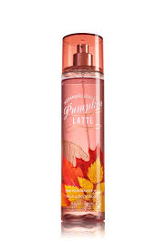 Pumpkin Pecan Waffle Candle Bath And Body by Marshmallow Pumpkin Latte Fine Fragrance Mist Signature