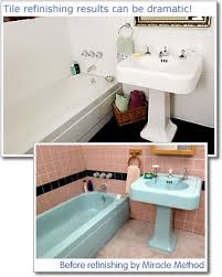 A Bathtub Tile Refinishing Houston by Turns Out Ceramic Tile Can Be Painted It Requires A Lot Of Work