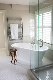 Sinking In The Bathtub 1930 by Traditional Bathroom By Enviable Designs Inc Property Brothers