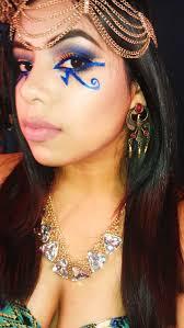Youtube Carli Bybel Halloween by Halloween Makeup Egyptian Goddess Youtube