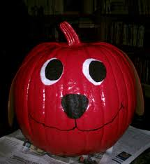 Clifford Halloween Book by Clifford The Big Red Dog Pumpkin Baseballvalbooks