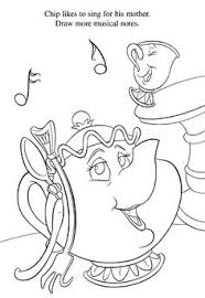 All The Colouring Pages Of Belle That I Have Enjoy You Can