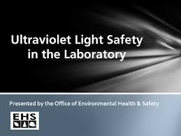 laboratory ultraviolet light sources