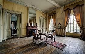 Abandoned Manor House France 5
