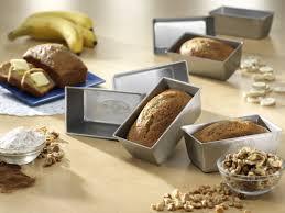 Nordic Ware Pumpkin Loaf Pan by Amazon Com Usa Pan Bakeware Mini Loaf Pan Set Of 4 Nonstick