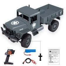 100 Rc Army Trucks Amazoncom RC Cars For Kids24GHZ Remote Control Military Truck