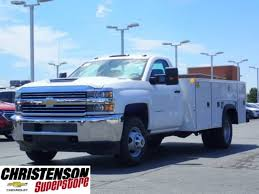 100 Contractor Truck 2018 Chevrolet Silverado 3500HD Highland IN 5003467411