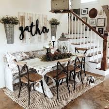 Farmhouse Style Dining Room Table Best Chairs Ideas On Farm Chair Design