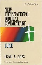 Luke New International Biblical Commentary
