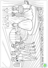 Barbie Dress Coloring Pages Bandungrejo Intended For Fashion Fairytale