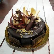 awesome Happy Birthday Chocolate Cake