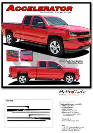 ACCELERATOR 2014-2018 Chevy Silverado Decal Graphic Side Stripe 3M ... 42017 2018 Chevy Silverado Stripes Accelerator Truck Vinyl Paint Colors 2014 Best Of Chevrolet Suburban 1500 Pricing Cual Es El Color Red Hot Del New Camaro Camaro5 Camaro Toughnology Concept Top Speed White Diamond Tricoat High Country Dealer Pak Leather Interiors Inspirational Classic Square Body 4x4 Old School 3 Lift Retro Color Pewter Matched Door Handles 50 Shipped Obo Performancetrucks Traverse Pre Owned 2015 Rocky Ridge Attitude Edition With Black