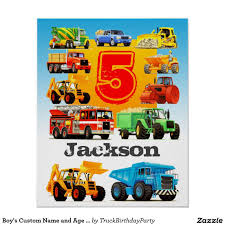 Boy's Custom Name And Age 5th Construction Truck Poster ... Truck Parts Names Rc Cstruction Toy Trucks Best Toys For Kids City Us Preschool Theme Acvities Activity Guide Goodnight Site Mighty Github Tkrabbitelasticsearchdump Import And Export Tools 012 Months Baby List Qingdao Wheelbarrow Home Garden 5009 200kg 75l Used Thunder Creek Vh Inc Official Market Gm Fleet C Is Action Rhyme Emergency Vehicles Learning