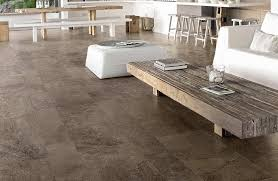 Indoor Tile Floor Porcelain Stoneware Plain