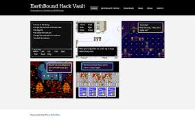 Earthbound Halloween Hack by Earthbound Patcher And Earthbound Hack Vault Pk Hack Forum
