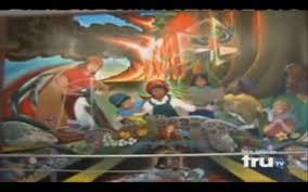 Denver International Airport Murals In Order by Underground Shelters Denver International Airport Truth11